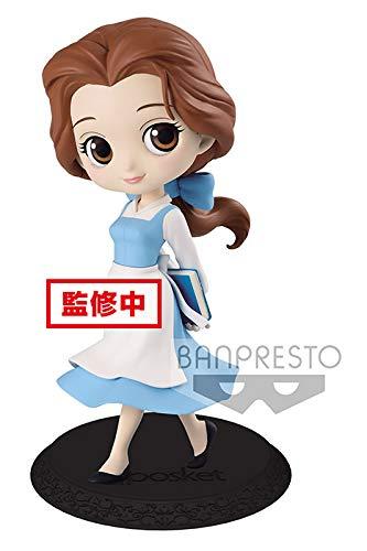 Disney - Figurine Q Posket Belle Robe Paysanne 14cm