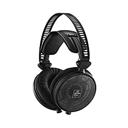 powerful Audio-Technica ATH-R70x Professional Open Reference Headphones