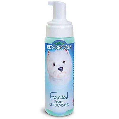 BG Dog Grooming Facial Foaming Cleanser Mild Hypoallergenic Gentle Treatment 8 oz