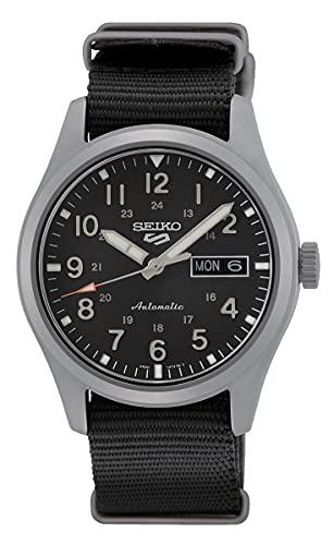 Seiko Reloj automático SRPG37K1 de 5 deportes para caballeros