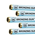 Wolff Bronzing Sun Plus F71 100W Bi Pin Tanning Lamp (24)