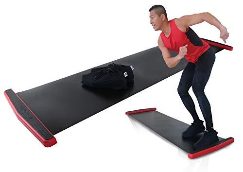Balance 1 Slide Board EX (BLK180)-6FT