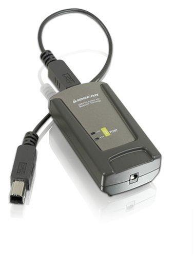 Iogear GBP201 USB Print Adapter w/Bluetooth Wireless Technology