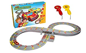 My First Scalextric G1154M Battery Powered Slot Car Race Set - Analogue