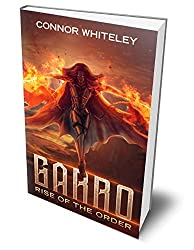 Garro: Rise of the Order by Connor Whiteley