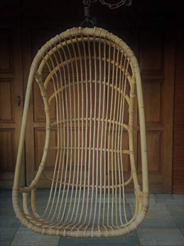 Hangstoel Roma NIEUW XL rotan hangmand hangstoel schommelstoel
