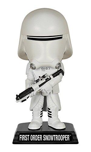 Funko FK6242 Star Wars Ep Vii-Wacky Wobbler Snow Trooper