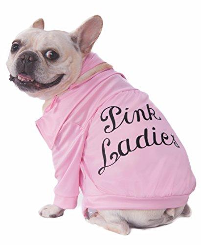 Rubie 's vet 40. Jubileum Pet Pink damesjack, groot