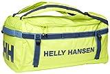 Helly Hansen Classic Duffel Borsa da Viaggio, Sportiva Impermeabile Unisex – Adulto, Azid Lime, 50L