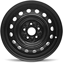 Road Ready Car Wheel For 2007-2011 Toyota Camry 16 Inch 5 Lug Steel Rim Fits R16 Tire - Exact OEM Replacement - Full-Size Spare