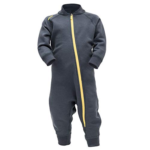 Devold Nibba Wool Combinaison Nourissons, Night Taille Enfant 98 2019