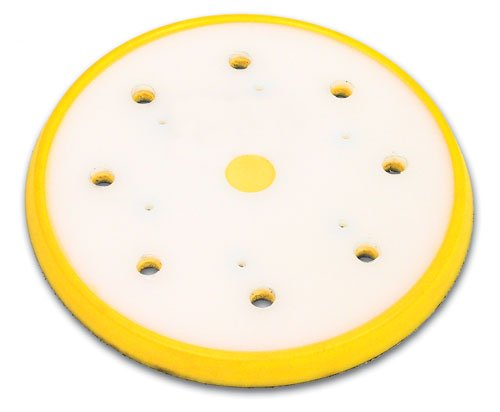 Best Bargain Eagle 022886 - 8 inch SUPER-TACK Dustless Streamlined Disc Pad - 1 Pad