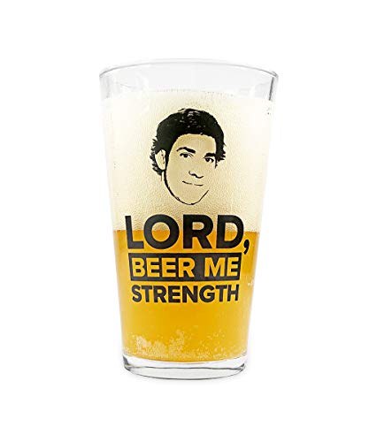 Beer Glass – Lord Beer Me Strength Cup