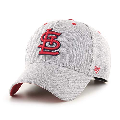 47 Brand MLB St. Louis Cardinals Storm Cloud Basecap Cap Kappe Baseball Baseballcap MVP