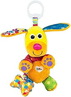 Lamaze Barking Boden, Clip on Toy