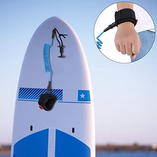 minifinker Accesorios de Surf con Correa de Tabla fácil de Usar (Blue)