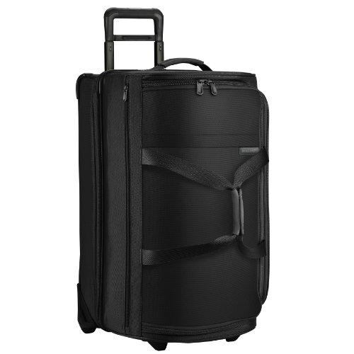 Briggs & Riley Unisex Baseline Medium Wheeled Duffle Rolling Duffel Bag,...