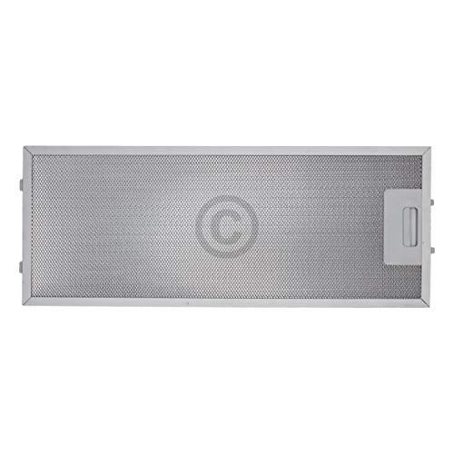 DL-pro Filtro de grasa de metal para campana extractora Bosch, Siemens, Constructa, Neff 00352813 Küppersbusch 537404