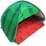 Protección Aire Libre Carpa De Playa Plegable a Prueba De Viento a Prueba De Viento Lightweight Camping Garden Umbrella Tienda L