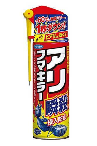 フマキラー 蟻 駆除 殺虫剤 スプレー アリフマキラー 450ml