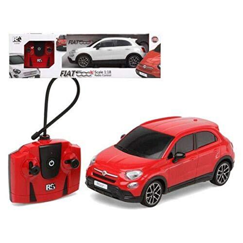 Dimasa- Coche FIAT 500X R/C 1:18 Vehículos de Control Remoto (DIM28918)