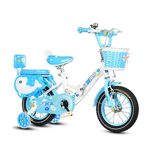 Li Ye Feng Shop Kinderfietsen Fiets, opvouwbare kinderfiets kindersport fiets 2-8 jaar oud kind balans fiets outdoor draagbare fiets reizen vouwfiets