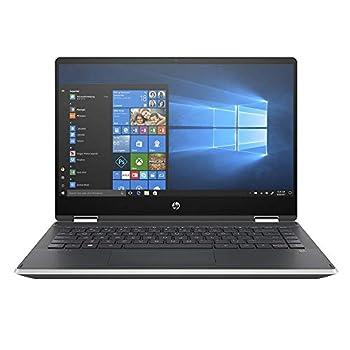 2020 HP Pavilion x360 2-in-1 Laptop  10th Generation Core i7-1065G7 512GB SSD 16GB RAM 14  Full HD IPS Touchscreen Backlit KB