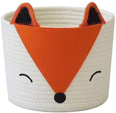 Woodland fox nursery