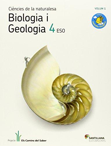 BIOLOGIA I GEOLOGIA 4 ESO M LLEUGERA ELS CAMINS DEL SABER