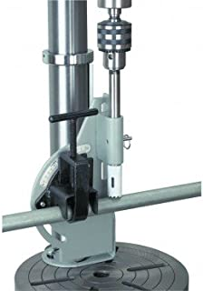 Precision Pipe and Tubing Notcher for up to 2 inch Diam with 0 to 60 degrees in 1 degree increments