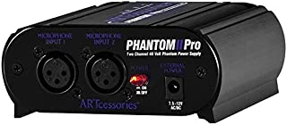 Best art phantom i 48v phantom power supply Reviews