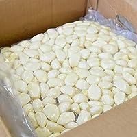 冷蔵 中国産 ムキにんにく1kg×10パック[むきにんにく にんにく 中国産 ニンニク ニンニク料理]