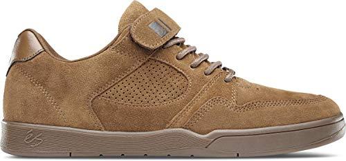 ÉS Herren Schuhe Accel Slim Plus Brown / Gum -43