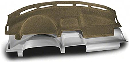 Coverking Custom Fit Dashcovers for Select Ford Bronco Models - Molded Carpet (Tan)