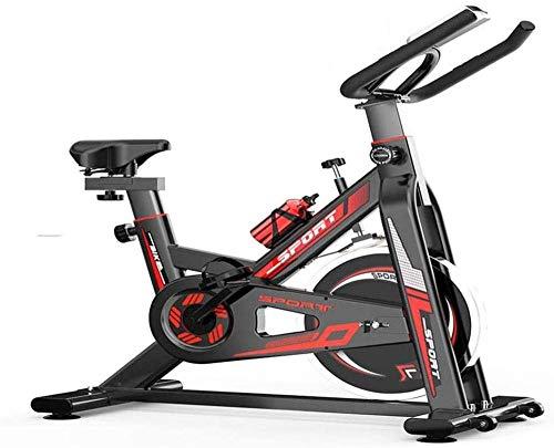 YLJYJ Bicicleta de Spinning Bicicleta de Spinning Bicicleta de Ciclismo de Interior Bicicleta de Ciclo estacionaria Cojín de Asiento cómodo Ciclos de Estudio de Interior