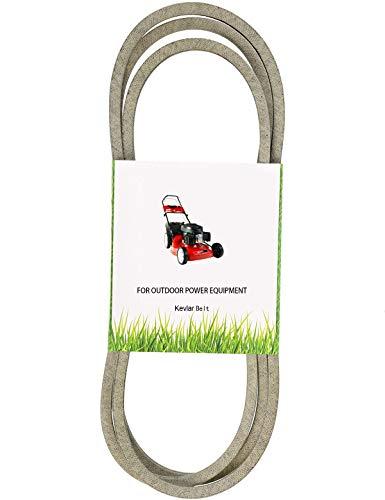 "GX20006 532126520 1664789 07208000 104776 Mower Kevlar Drive Belt 1/2"" x 89"" for John Deere for Allis Chalmers for Ariens for AYP for Craftsman 124525X 125520X for Husqvarna -  Asriker"