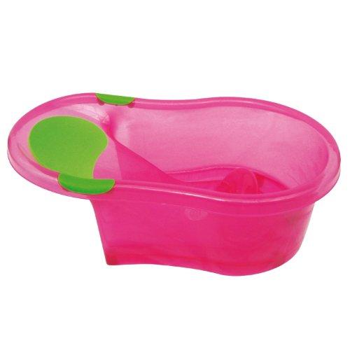 dBb-remond 306248 Polipropileno (PP) Rosa bañera para bebés - Bañeras para bebés (Polipropileno (PP), Rosa)