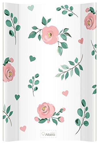 Albero Mio Nature & Love Rose Wickelkissen abwaschbar, schadstofffrei MM70 N001