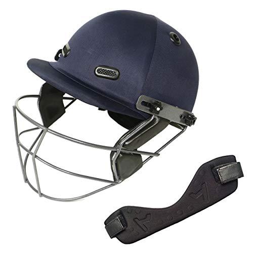 SPORTSYUVA Cricket Helmet with Free Neck Guard