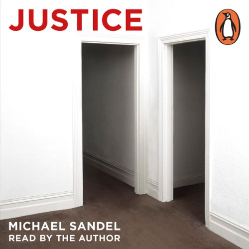 Justice: What's the Right Thing to Do? audiobook cover art