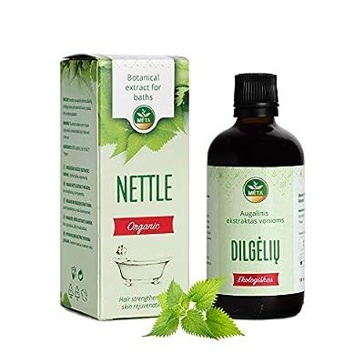 Aceite de baño orgánico