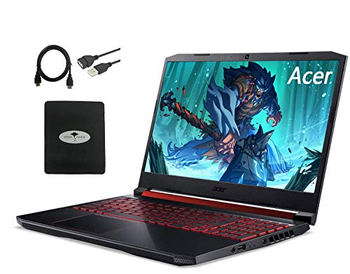 "Acer Nitro 5 Gaming Laptop 15.6"" FHD IPS, 9th Gen Intel Core i5-9300H(Beat i7-7700T), GeForce GTX..."