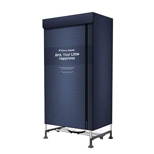 BUDBYU Secador de Ropa eléctrico 1000 W, secador de Ropa con calefacción, Gran Capacidad de 10 kg, de Uso energético, para Uso en Interiores, para Ropa húmeda, para secar al Aire Caliente