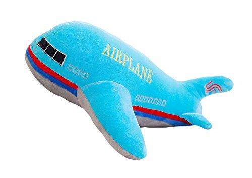 Good Night Simulierte Flugzeug Plüsch Stofftier Puppe umarmt Kissen für Home Bed Dekoration, 40cm