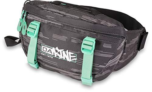 Dakine Hot Laps - Riñonera para Bicicleta (1 L), Color Blanco