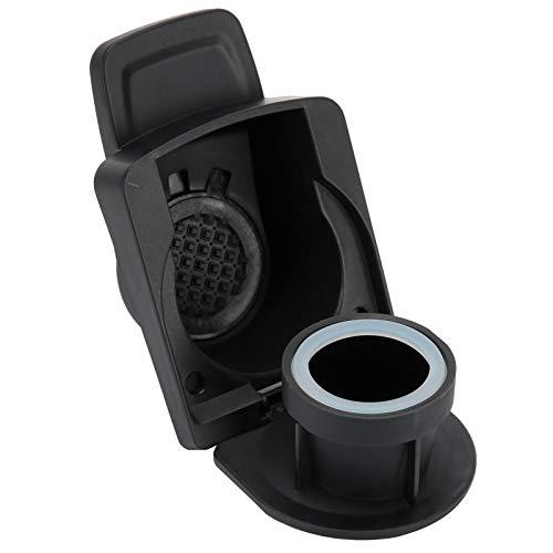 Adapter kapsułek, uszczelnianie i ciśnieniowe adapter kapsułek do ekspresu do kawy do kapsułek jednorazowych/wielokrotnego użytku