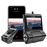 Best Mini Dash Cams - AUTOWOEL Mini Dash Cam with WiFi App, FHD Review
