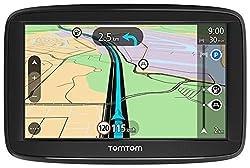 L'essentiel de la navigation : TomTom Start 52 Lite vous permet de trouver facilement vos destinations à partir du menu Recherche ou en touchant un point sur la carte. Écran tactile 5 pouces Cartes TomTom: grâce à sa fiabilité, votre TomTom Start52...