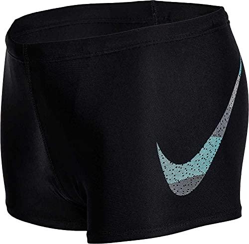 Nike Swim Mash Up Square Leg Jungen Black Kindergröße L 2019 Badehose