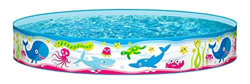 Bestway, 55029 - Piscinetta Fill 'N Fun Ocean Life, 152 x 25 cm
